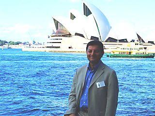 IA and Sydney Opera House