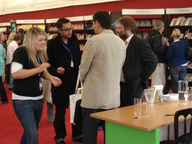 Book Festival day 1 2008 011
