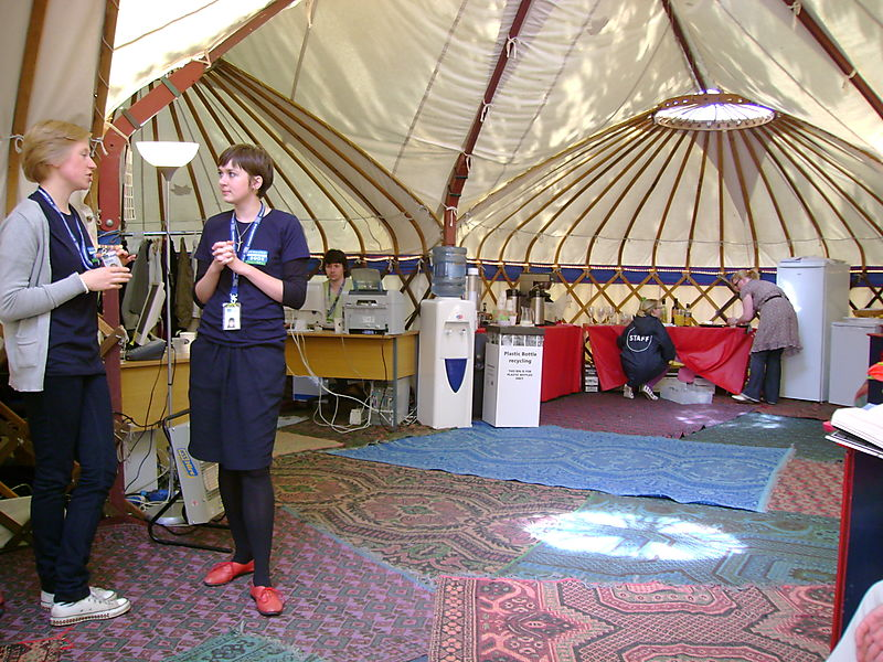 Writers Yurt3