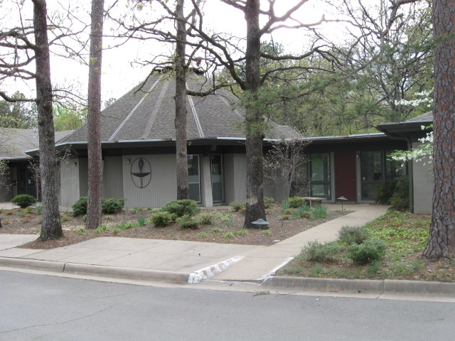 Little Rock church