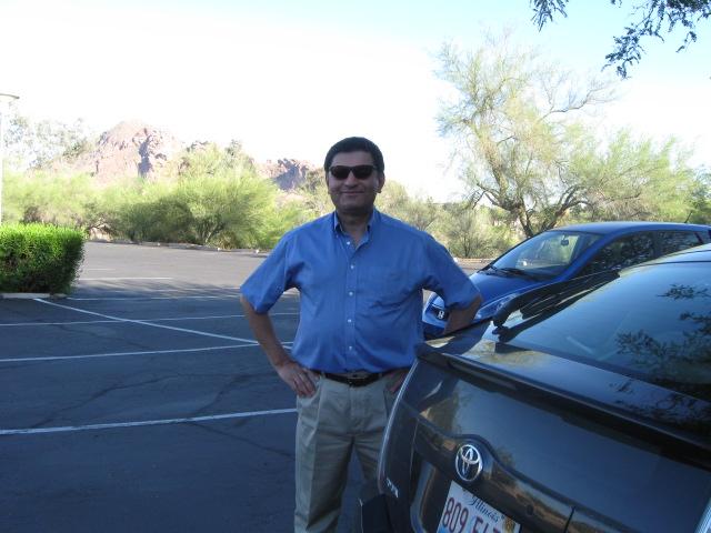 Imran in Phoenix