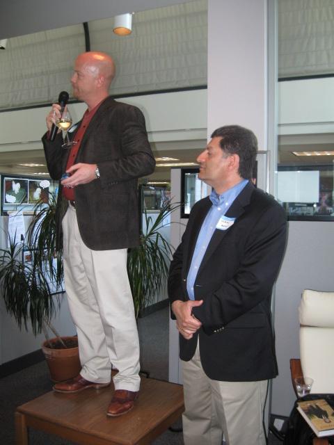 Mike Faith introduces Imran