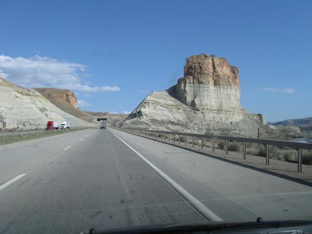 Rock formations - Utah