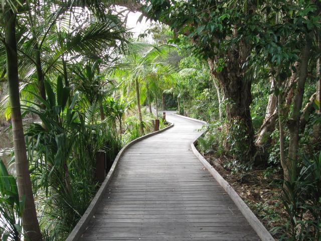 Hotel - path