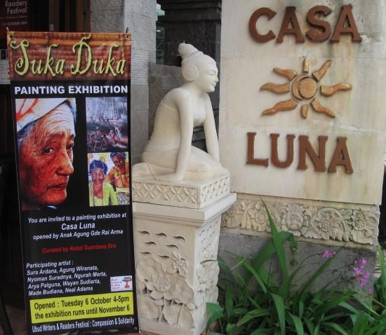 Casa Luna poster