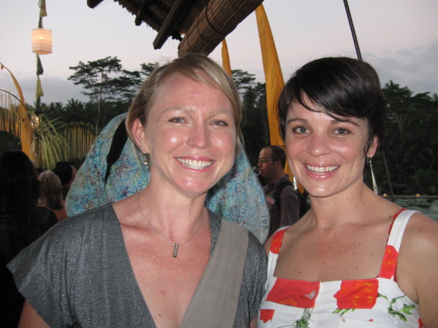 Liz Ralf & Kelley Jones