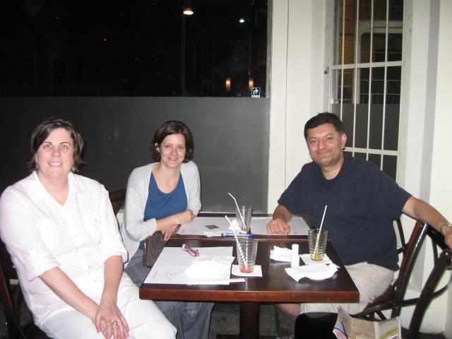 Katheryn, Amanda and me