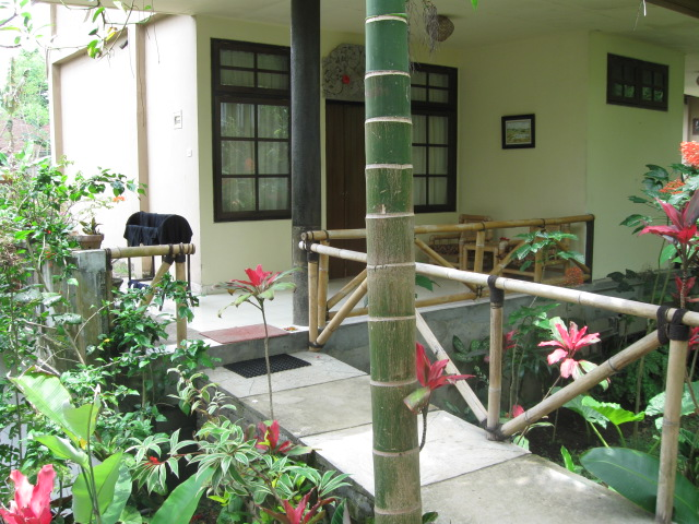 My cottage in Ubud Inn