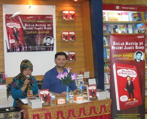 Booklaunch - Denpasar
