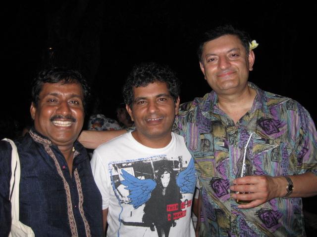Amarjiva Lochan, Mohammed Hanif and me