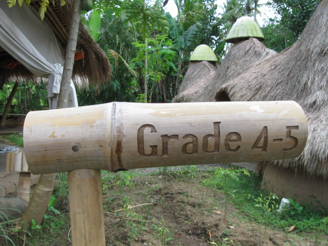 Grades 4-5 sign