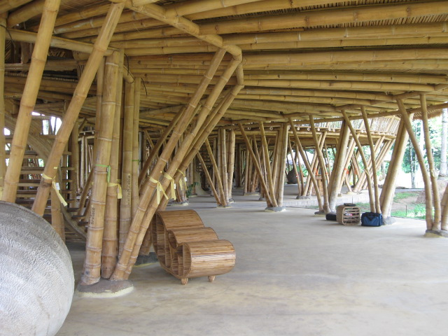 Indoor area